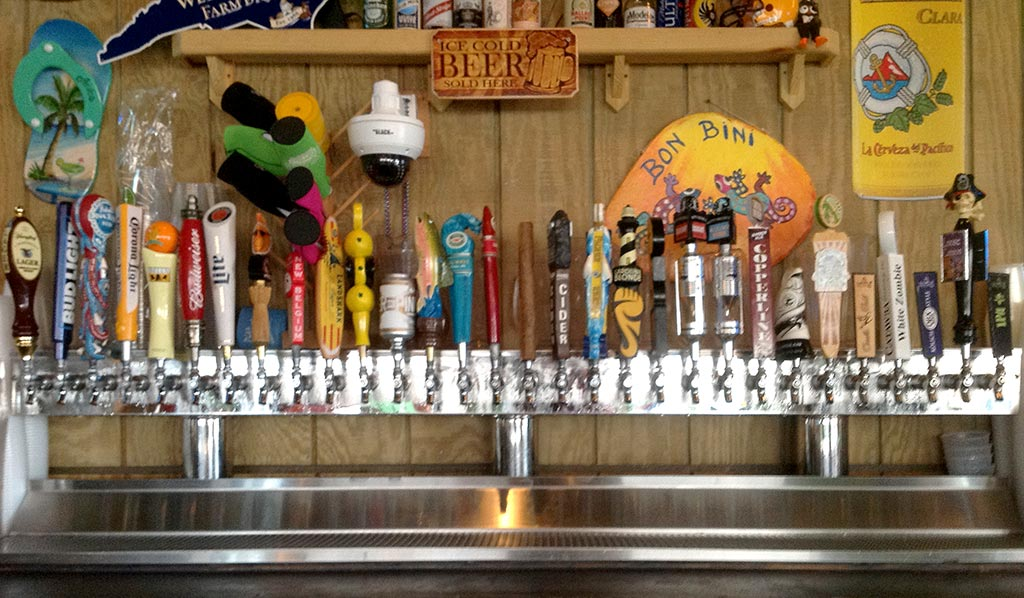 30 beers on tap